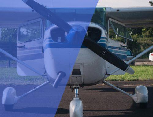Noticia sobre nuevo avión